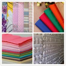 100% tela de algodón / tela impresa con alta calidad