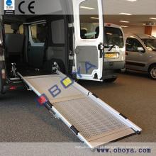 Autopeças, Rampa do veículo para cadeira de rodas