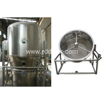 Fertilizer Product Type GFG fluid bed dryer,GFG Model Whey Protein Powder drying machine