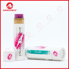 China New Product for Lip Balm Cardboard Custom Eco-friendly Lip Balm Packaging Tubes supply to India Importers