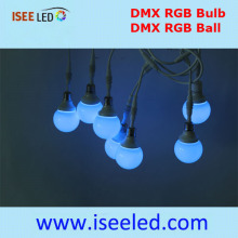 Christmas Dmx Mini Strobe Light Bulb