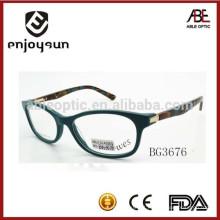 2015 óculos de óculos de acetato de acetato mais vendidos