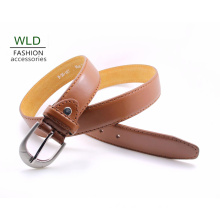 Fashion Basic Genuine Top Leather Men′s Belt M364