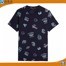 T-Shirts Homme Col Rond T-Shirts Coton Imprimé Mode