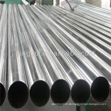 2219 Aluminiumlegierung eloxiert extrudierte runde Rohre