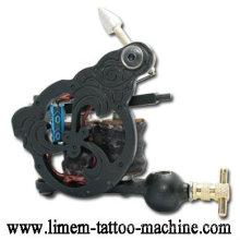 Ametralladora de cobre hecha a mano de la máquina del tatuaje de la máquina de Luo