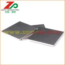 Hard surfacing niobium carbide plate