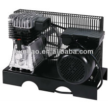 Italy type 2065 panel air compressor 3HP 8bar 2.2KW electric motor Single phase