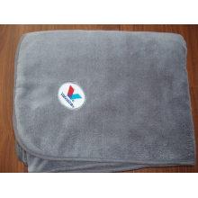 Супер мягкий пользовательских коралловые флисовой одеяло (SSB1018)