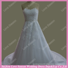 RP0070 Factory real wedding dress lace bead 2014 hot selling dolce satin bridal wedding dress crystal wedding dress real sample