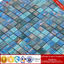 China fornecer produtos bule misturado quente-derreter mosaicos piscina piso telha