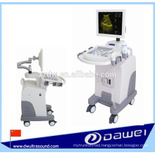 trolley ultrasound scan machine & medical sonography