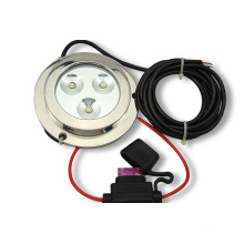 3X2w DC12V IP68 Underwater Yacht Boat LED Marine Light