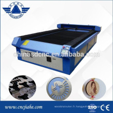 Jinan Jiahe le co2 mince métal cnc, machine de découpe laser JK - 1325L