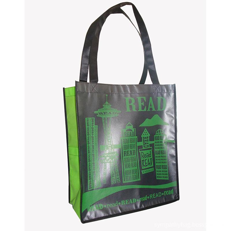 Portable non woven bag