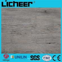 Ventes chaudes Revêtement de sol en vinyle de luxe / sol en pvc en plastique / Planches en vinyle avec plancher en céramique en fibre de verre / vinyle