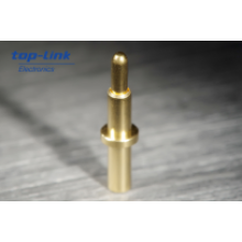 Brass Spring Pogo Pin for DIP