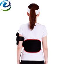 Instrument médical bon cachetage meilleur effet de chauffage de fibre de carbone Pad sur le dos