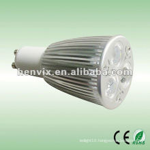 6W GU10 Outdoor LED Spotlight Bulb