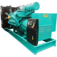 Горячая дизель-генератор с дизельным двигателем мощностью 1125 кВА 900 кВт с топливным баком в контейнере