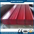 0,3 mm dicke bunte verzinkt Metalldach Blatt /PPGI Wellpappe aus Stahlblech