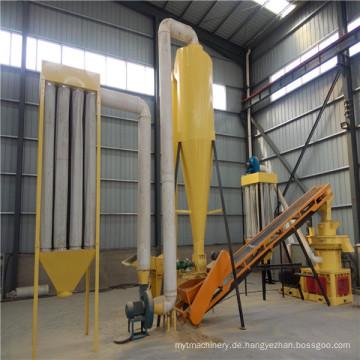 Holzpellets Produktlinie (1 ~ 1,5 Tonnen Kapazität) zum Verkauf