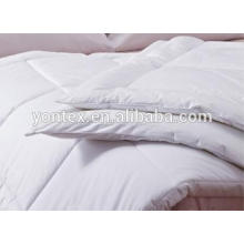 100% polyester filling cotton cover comforter for hotel and home use