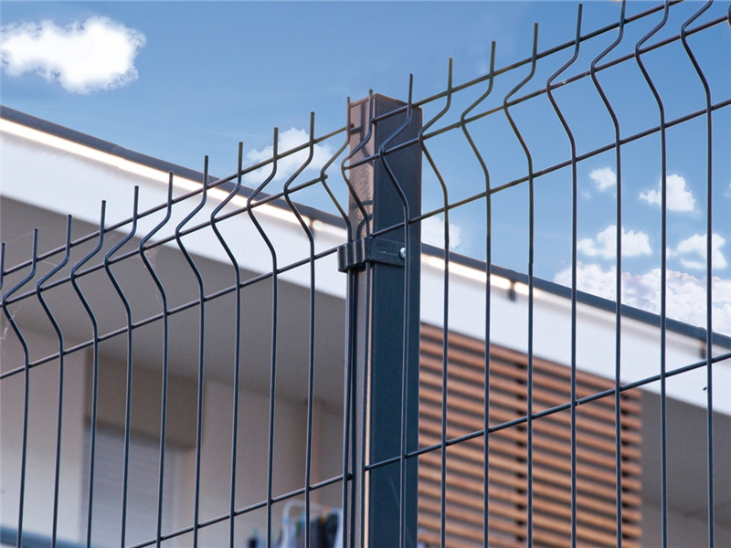 wire mesh fencing designs