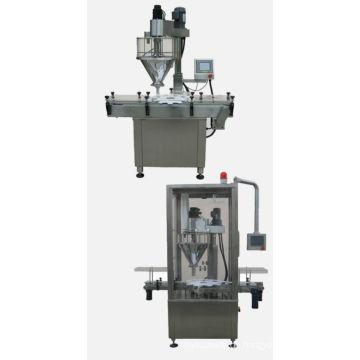 Automatische Abfüllmaschine (Einzelkopf, rotierend)