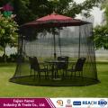 Mais popular tela de mesa de guarda-chuva de sol
