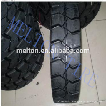 Chinese lower price high quality forklift Tires 500-8 supper side wall
