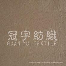 Crumple Suede Compound Fabric für den brasilianischen Markt