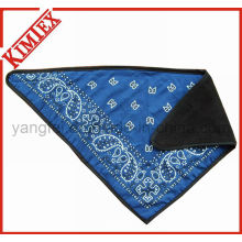 Cotton Warmer Triangle Polar Fleece Bandana