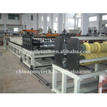 PVC Core Layer Foamed Roofing Sheet Extrusion Line