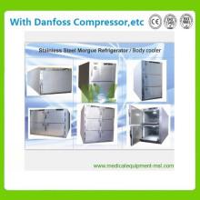 MSLMR06A - Günstige 6 Körper Gefrierschrank zum Verkauf mit Danfoss Kompressor