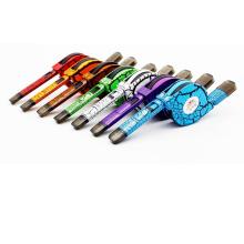 CABO USB de desenho colorido 2 em 1