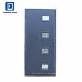 Фанда поверхность синий 4 Lite в стекло, окрашенное современных защитных дверей