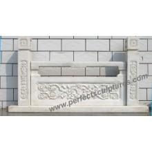 Stone Marble Granite Baluster Railing for Stair Balustrade (LG015)