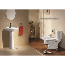 louça sanitária conjunto de toalete bacia de água