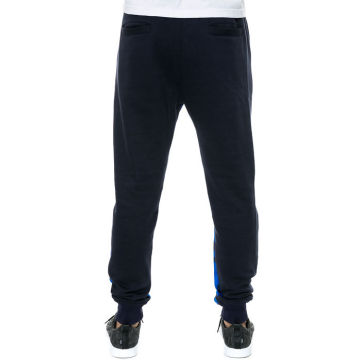 Relaxed fit black mens jogging pants blank jogger pants