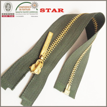 2016 Brass Zipper Wholesale for Garments