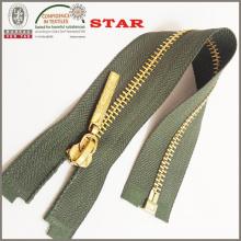 2016 Brass Zipper Wholesale for Garments
