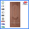 JHK-M04 Natural Sapele Best Price 4mm MDF Prezzi esterni per porte