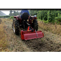 25-45HP Small Farm Tractor Mounted 3PT Rotary Tiller