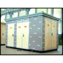 Transformador de caja para la fuente de alimentación