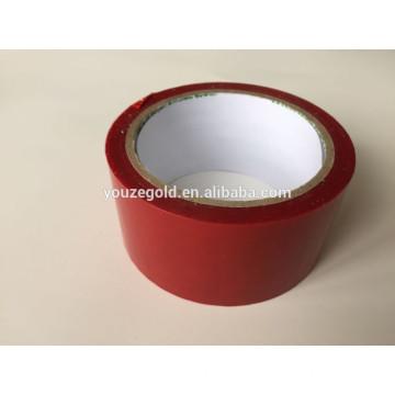 RED BOPP packing tape
