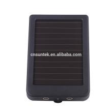 Cargador de panel solar