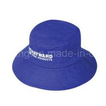 Bonnet / chapeau à bascule en coton à deux côtés, chapeau souple
