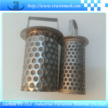 Heat-Resisting Stainless Steel Filter Cartridge