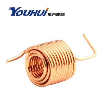 Bobina de inducción de núcleo de aire miniatura de alta precisión de la fábrica de Dongguan